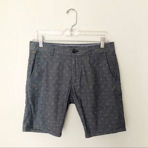 Patterned Dress Shorts – Scotch & Soda